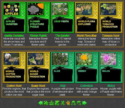 Botany Games