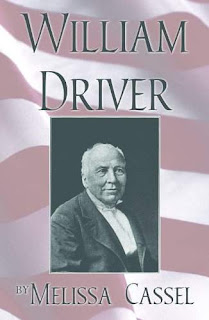 William Driver historical book promotion Melissa Cassel