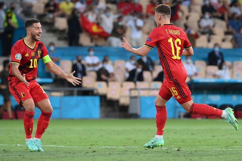 أثبتت بلجيكا بعد هزيمة البرتغال أنها أفضل فريق في العالم