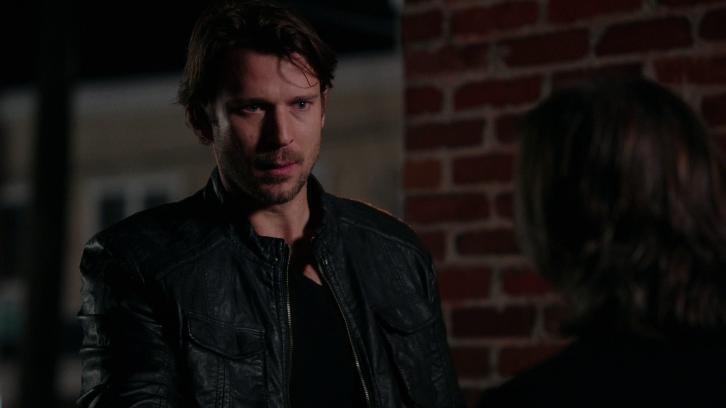 Once Upon a Time - Season 6 - Wil Traval Returning