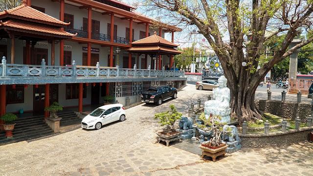 Hiện Khải Đoan là trụ sở của Phật giáo tỉnh Đắk Lắk