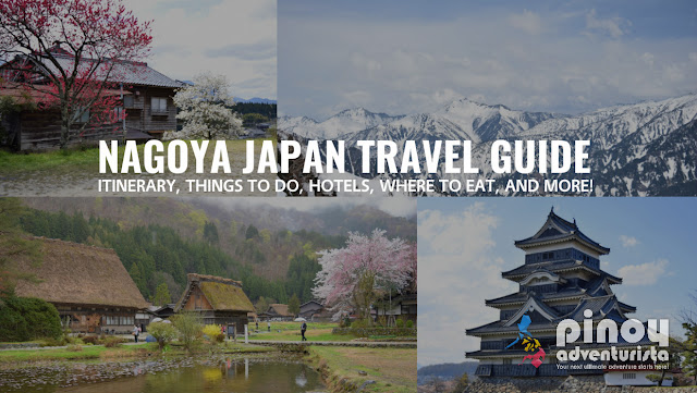 NEW UPDATED Nagoya Travel Guide Blog Budget Itinerary Things to do 2021