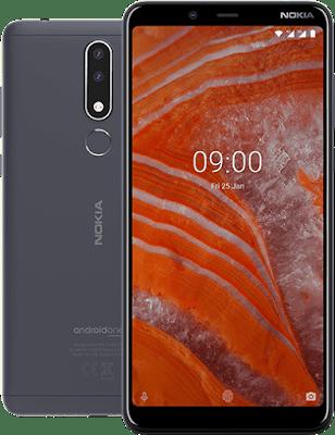 nokia 3.1 plus android 10 update in india