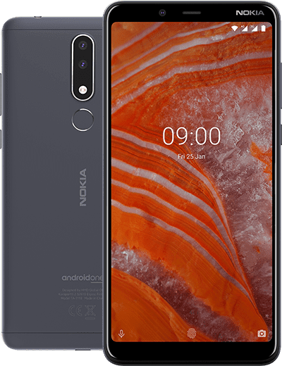 Nokia 3.1 plus starts getting Android 10 update