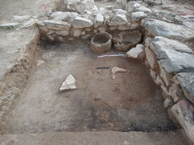 Results of the recent excavations on the Mycenaean Acropolis of Gla in Boeotia