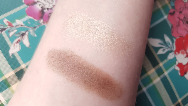 Beauty | Kiko Milano Eyeshadows (118 Pearly Beige Silk and 124 Pearly Dark Dove Grey)
