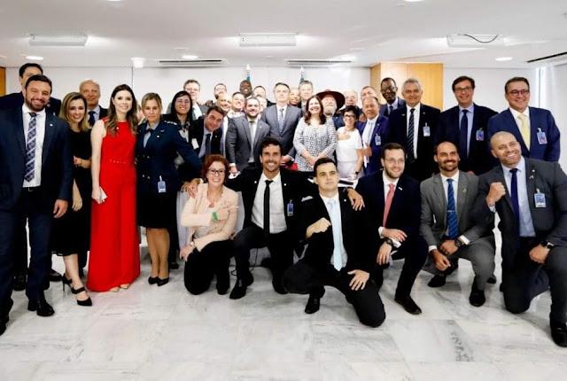 Bolsonaro deixa PSL
