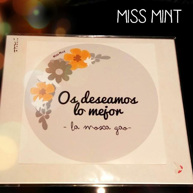 ilustraciones personalizadas Miss Mint