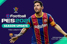 PES 2021 Update Version 1.04.01 Unofficial