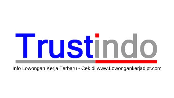 Lowongan Kerja PT Trustindo Mekatronic Mulya