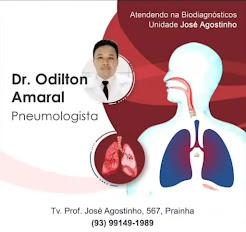 DR. ODILTON AMARAL - PNEUMOLOGISTA