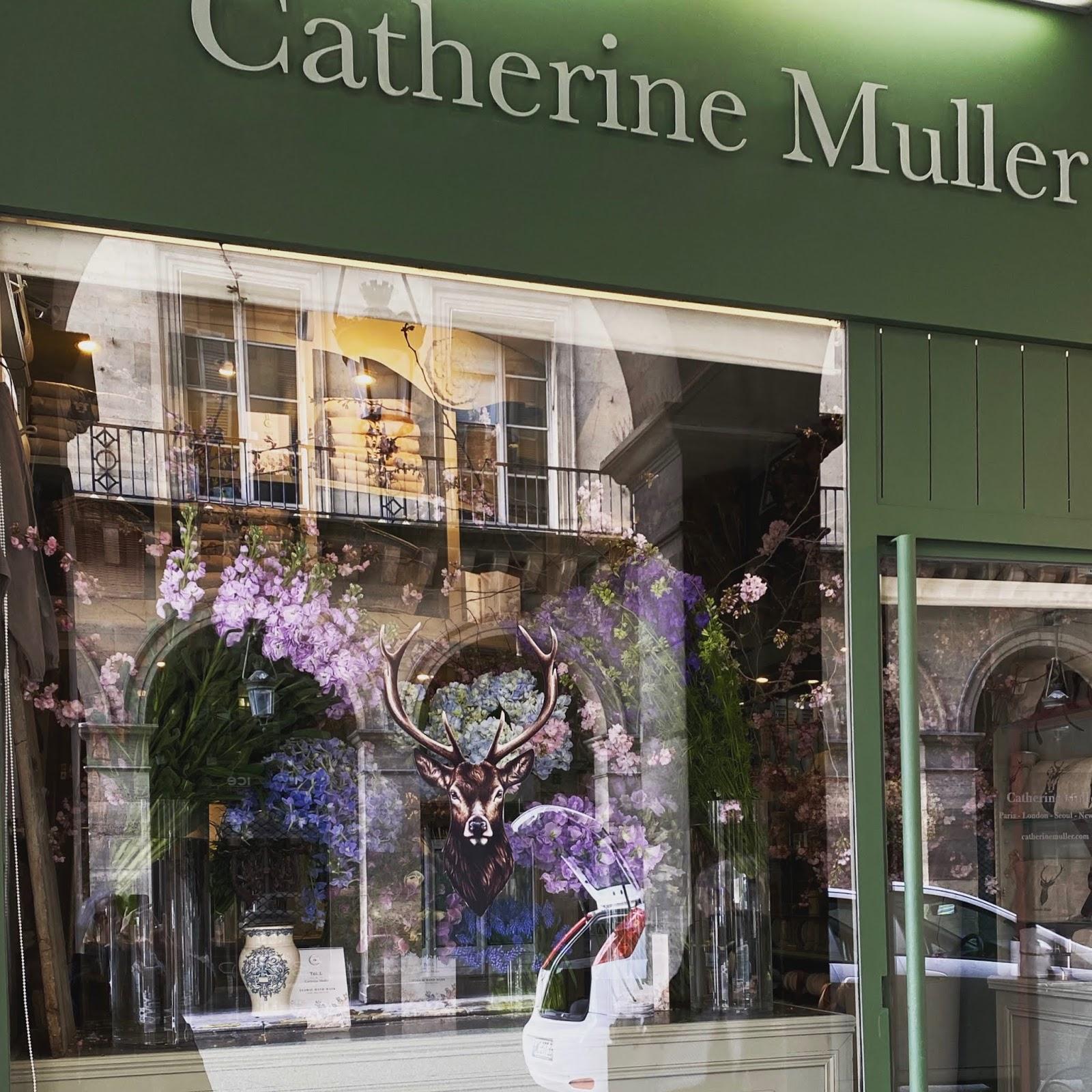 Paris Through My Lens Flower School Paris Catherine Muller