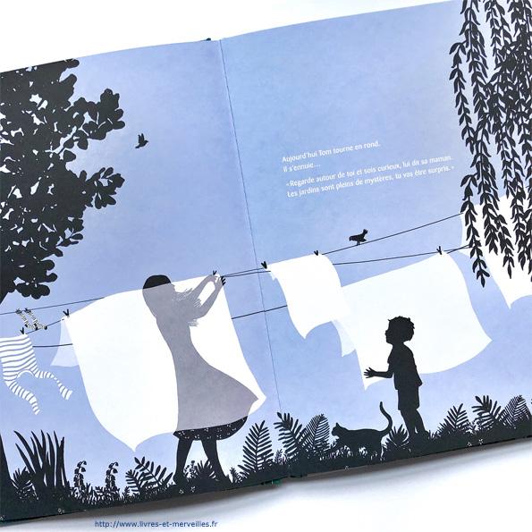 Imagine un jardin d'Hélène Druvert