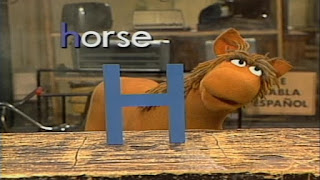 Sesame Street Learning Letters