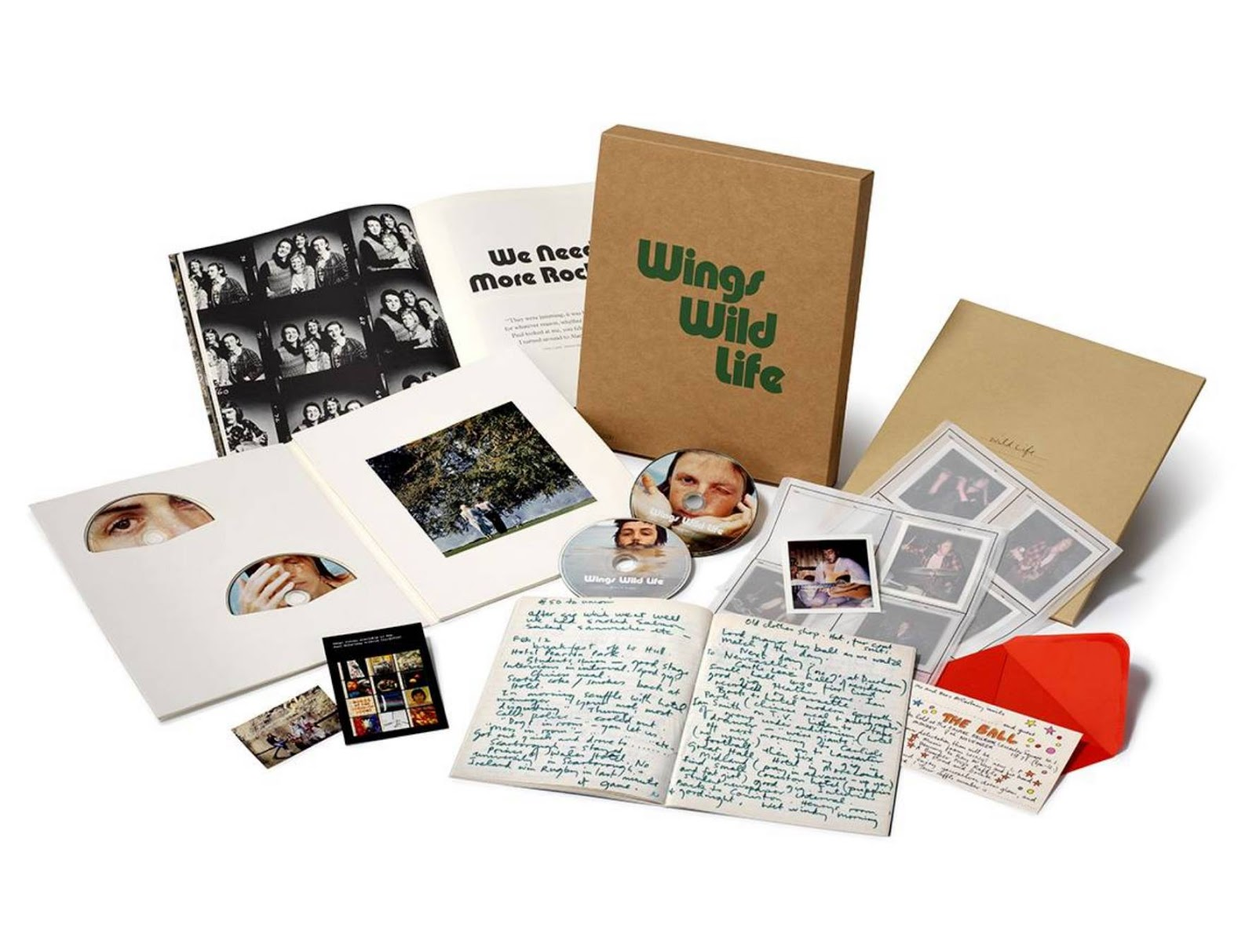 New Paul McCartney & Wings deluxe box sets coming | 94 7 WLS