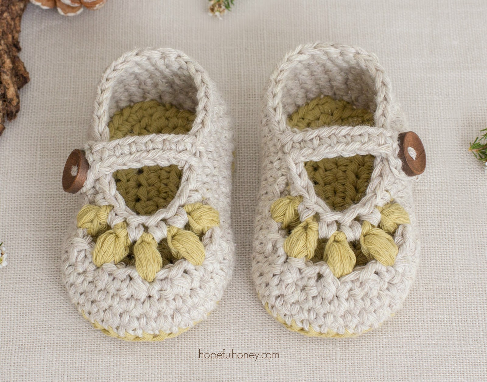 Hopeful Honey Craft, Crochet, Create: Oakland Baby ...