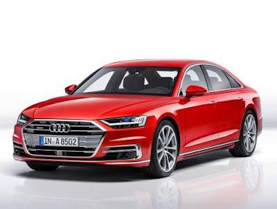 2017 Audi A8 (D5) | Hdcarz.com