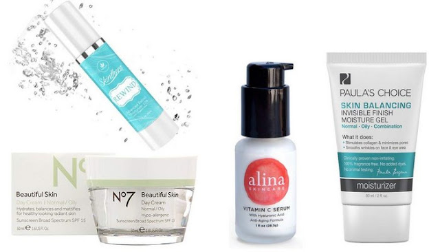 top skin care products for oily skin
