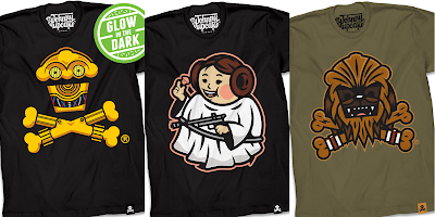 Star Wars A New Hope T-Shirts by Johnny Cupcakes