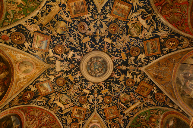 Camera di San Paolo Parme