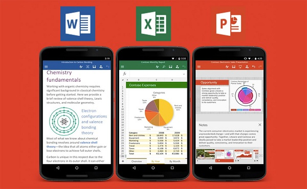 Aplikasi Office di Android