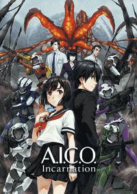 جميع حلقات الأنمي A.I.C.O.: Incarnation مترجم