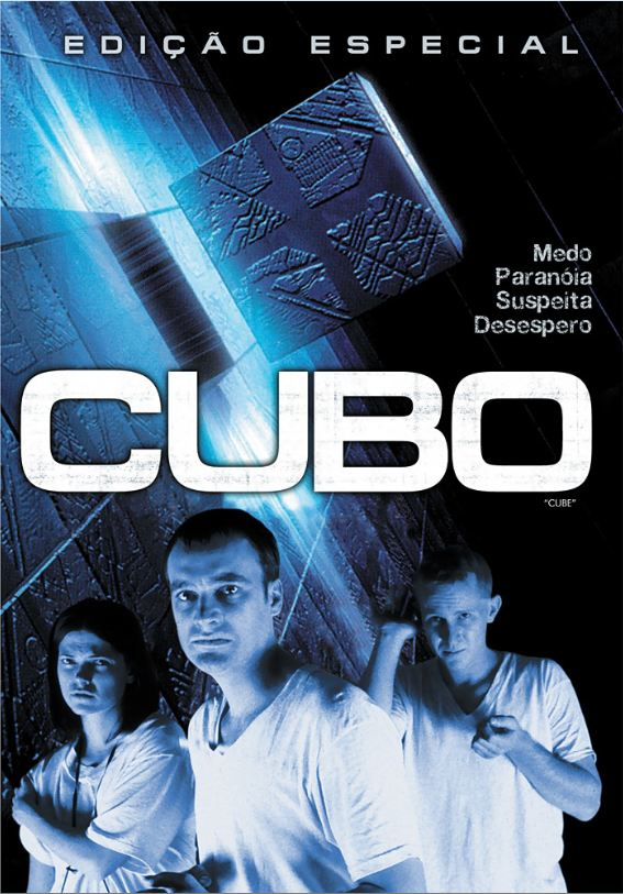 Resenha Mundial: Resenha: Cubo (1997)