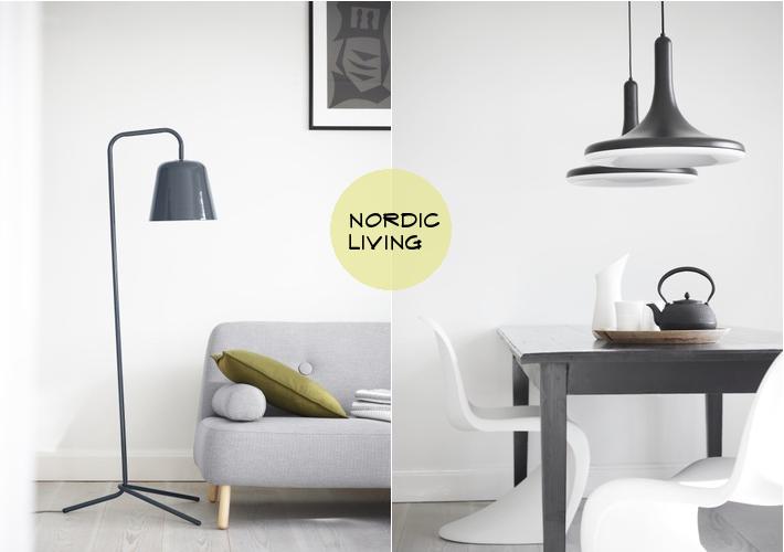 Appunti di casa il design online di nordic living for Design nordico on line