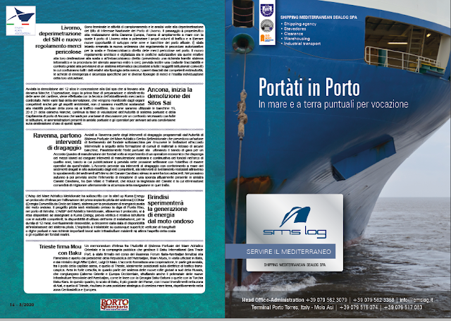 MARZO 2020 PAG. 16 - NEWS ADSP