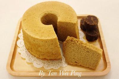 Baking Taitai Chiffon Cake