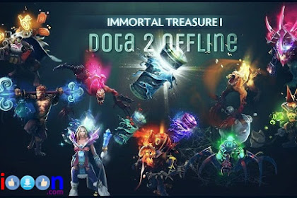 How to Download and Install Game Dota 2 Offline New Version for PC Laptop