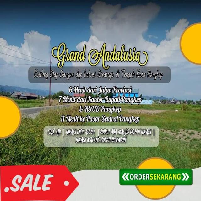 Jual Tanah Kavling Makassar, Terdekat dan Termurah