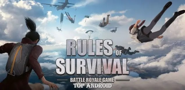 Download RULES OF SURVIVAL APK + OBB for Android