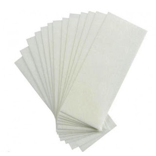 fabric cloth for waxing