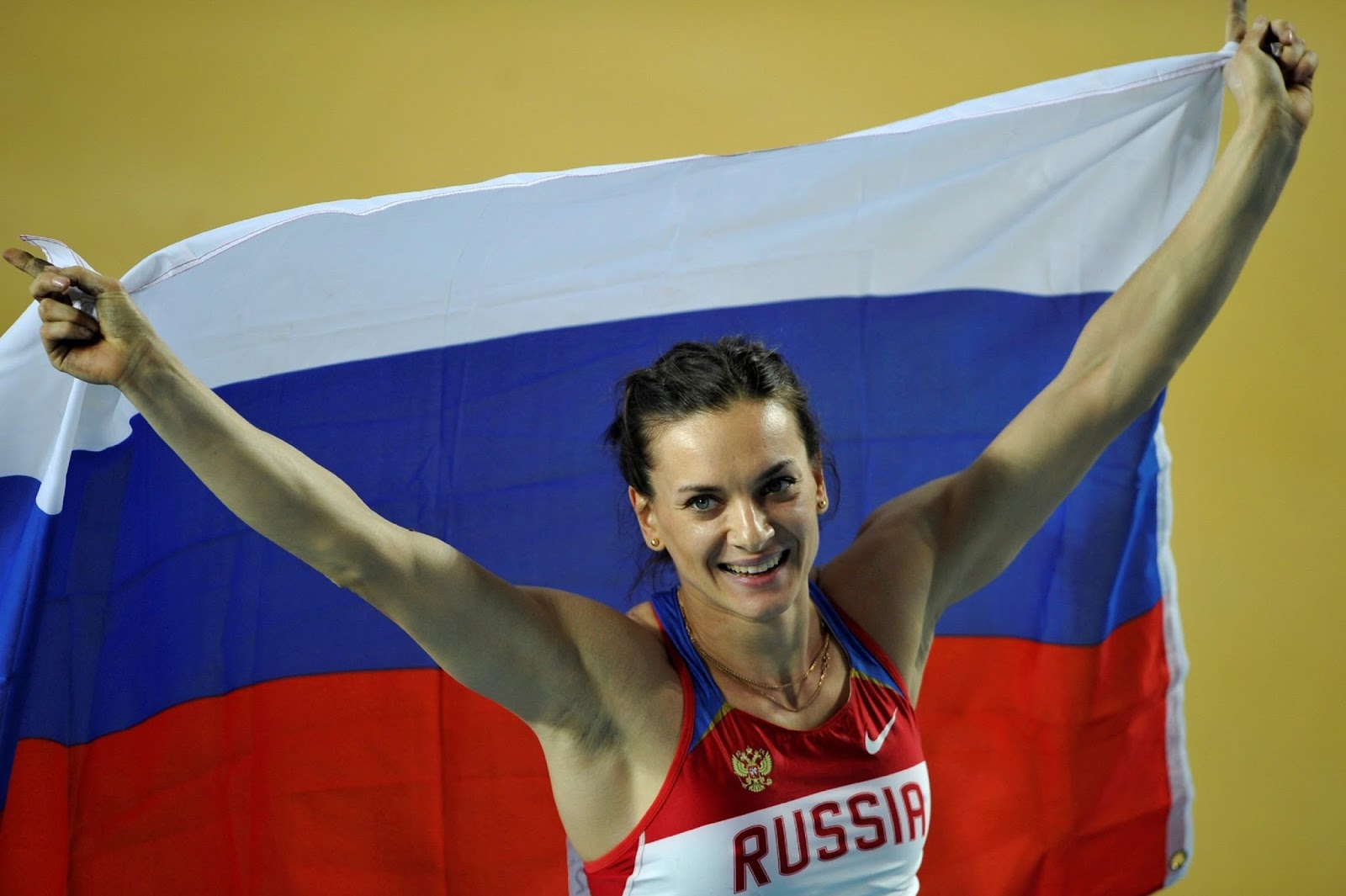 RUSSIA 2016 RIO OLYMPICS 9