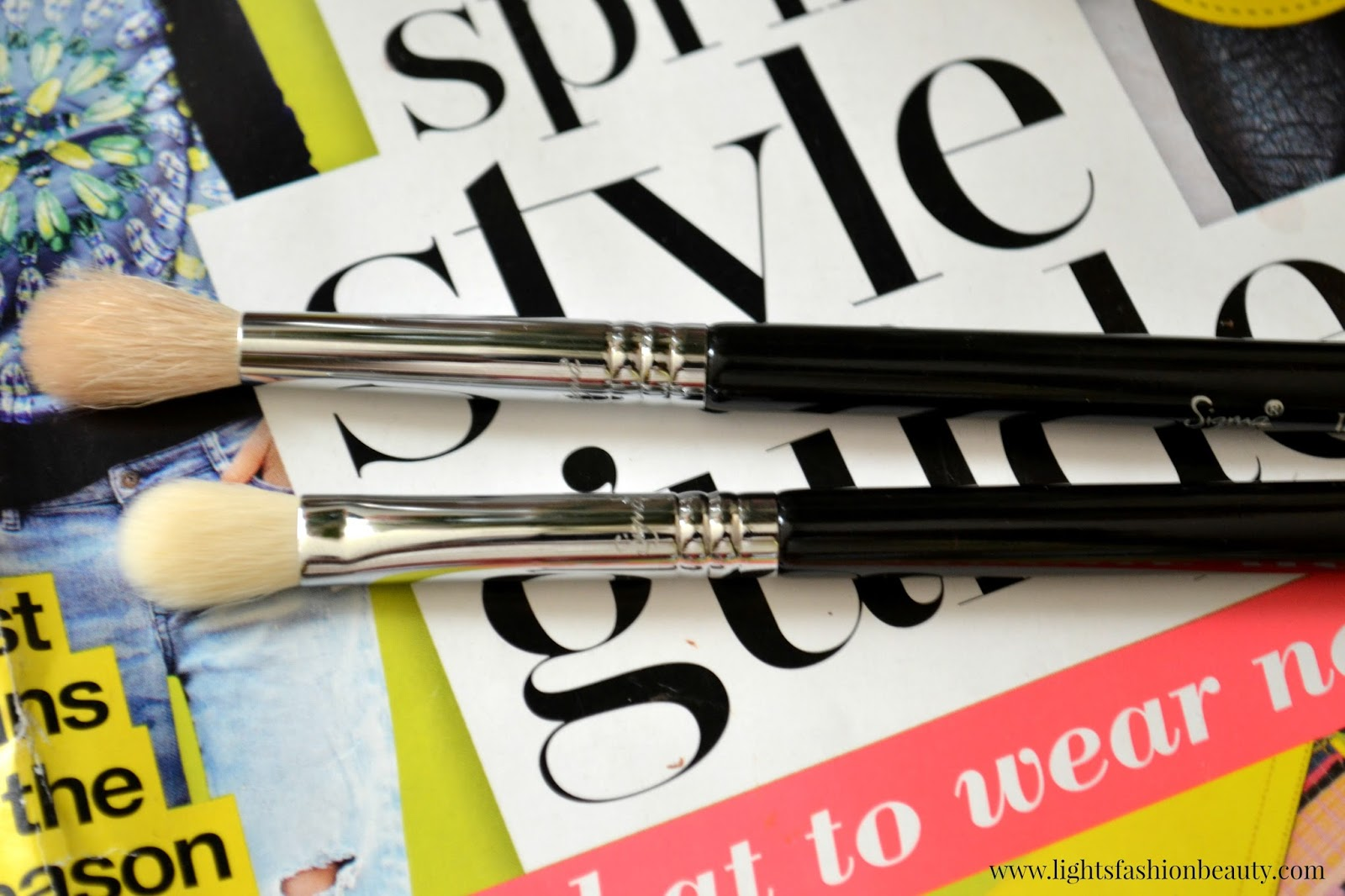 http://www.obsessedlook.com/, obsessedlook, obsessed look online makeup shop, http://www.obsessedlook.com/, Sigma E35 and E25 Eyeshadow Brush, sigma E25 blending brush, sigma E35 blending brush, sigma makeup brushes, sigma brushes, sigma brishes review, bloggers, canadian blogger, montreal blogger, montreal beauty blogger, sigma brushes, lightsfashionbeauty