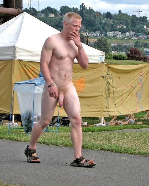 Naked Straight Dudes Public Nudity-8144
