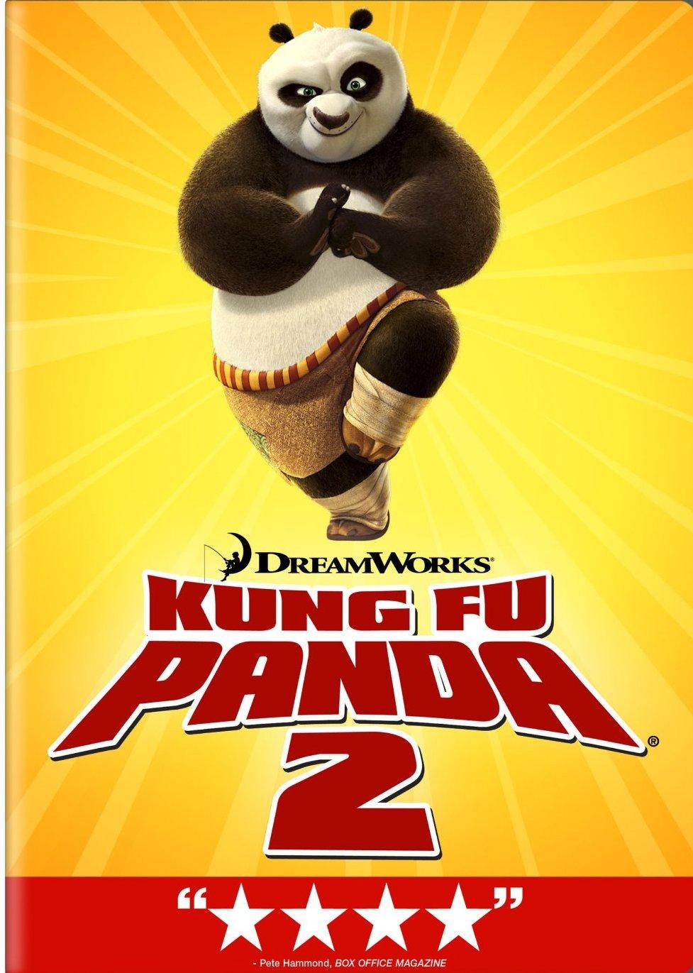 Movie \u2013 Kung Fu Panda 2 (2011)
