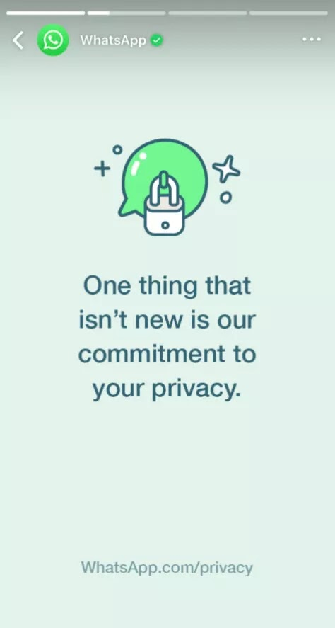 WhatsApp Start Using Status Messaging Method To Clear Users About Privacy Policy
