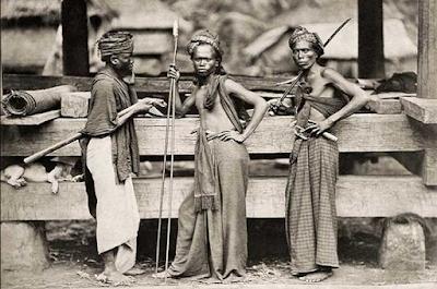 Mistersi Sibiangsa, Kemampuan Supranatural Nenek Moyang Batak