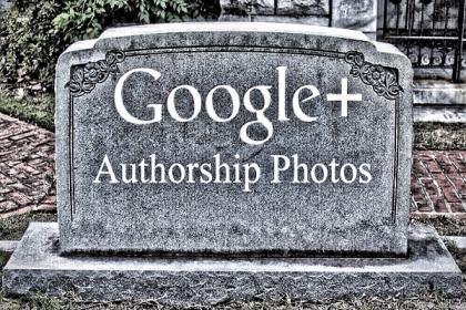 Google Authorship 作者資訊正式失效, 是否需要移除 G+ 作者連結?