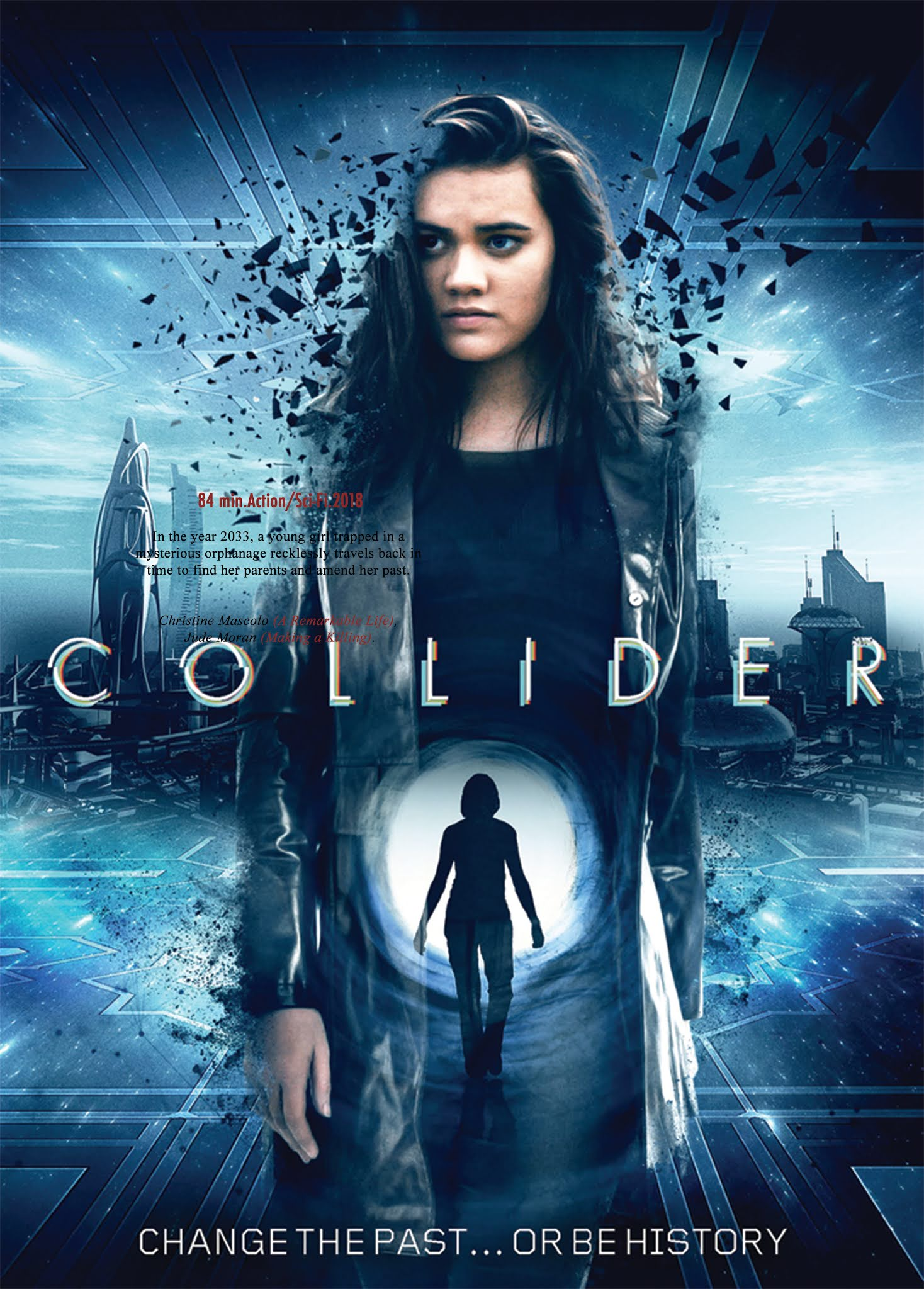 Collider 2018 Hindi Dual Audio Bluray 720p 480p Flixmaza