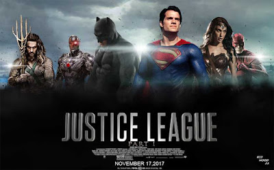 Justice League Part One (2017)