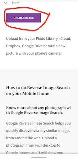 Mencari Dengan Gambar Di Google