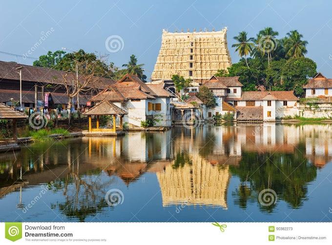 Padmanabhaswamy Temple -Mysterious Indian Temple