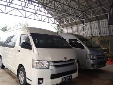 Rental Mobil Hiace di Belitung