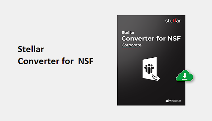 Stellar Converter for NSF - Product Review & Details