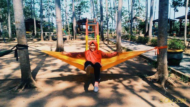 Bukit Dhoho Indah, Hot Spot Perburuan Foto Instagramable di Kediri