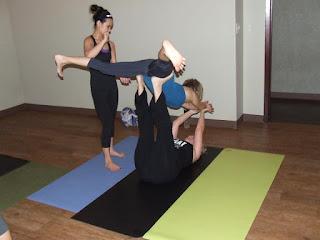 yogini n bliss acro yoga 02/18/2012