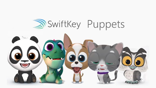 Microsoft Swiftkey Beta Introduces An Animated Emoji - Puppets